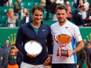 Stanislas Wawrinka, Roger Federer